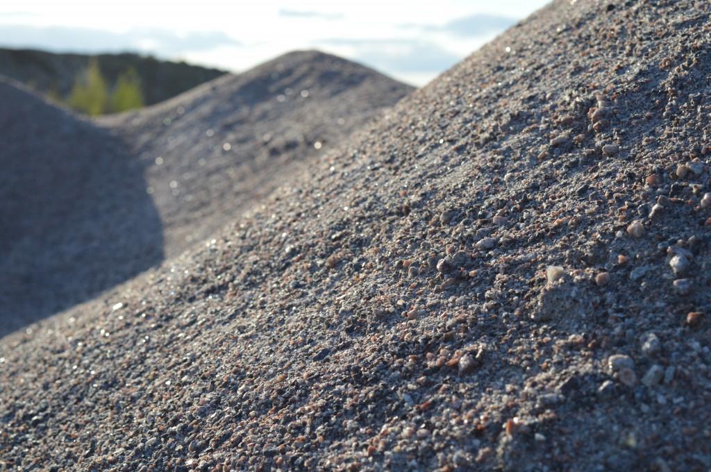 0-6mm kivituhka kasassa