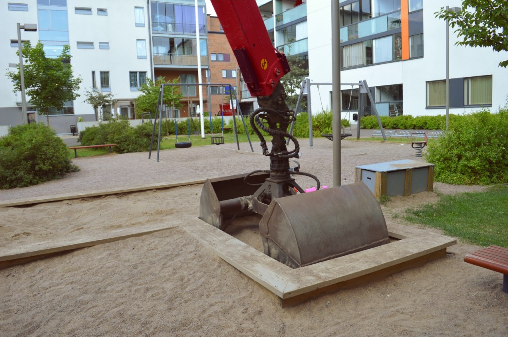 hiekanvaihto